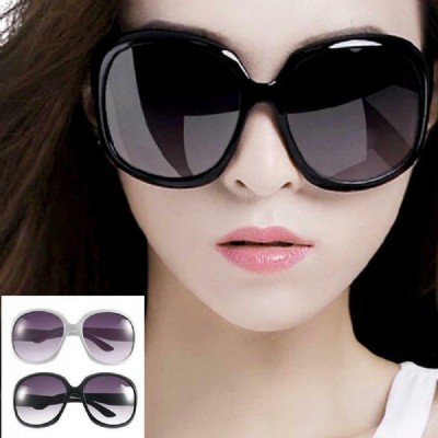 Polarized Sunglasses Oversized Retro Designer