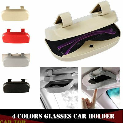 Car Case Holder sunglasses Cage Storage Box
