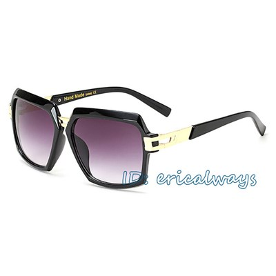 Oversized Square Large Sunglasses Shades UV400