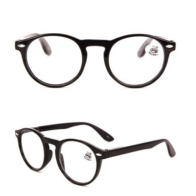 Round Frame Retro Vintage Reading Glasses