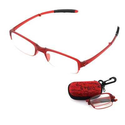 grade Ultra-light Folding Reading Glasses