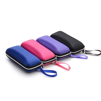 Cover Sunglasses Cases Lanyard Zipper  1 יחידה