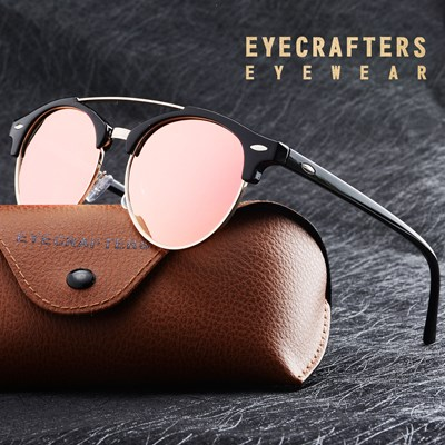 Polarized PINK UV400 Sunglasses