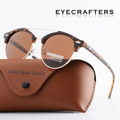 Polarized BROWN UV400 Sunglasses