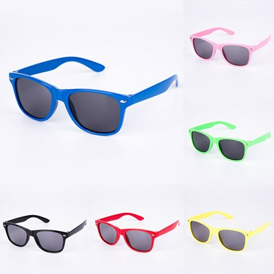 BOYS GIRLS BLACK SUNGLASSES  UV400