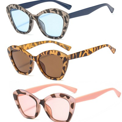 Women Sun Glasses UV400 Cat Eye
